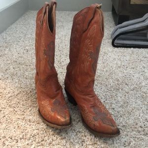 Used Corral Boots